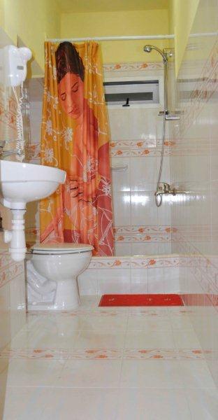 Baño Casa Calderón
