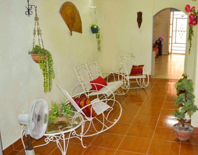 Casa Calderon. Havana Vieja - Cuba