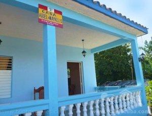 Casa Ariel y Maykelis