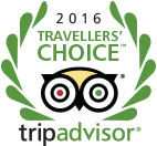 Premios Travellers' Choice 2016