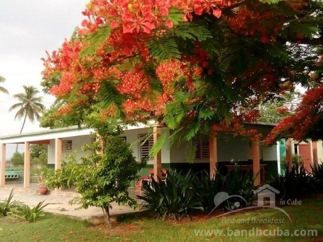 Villa DLirios Rancho Lunas Cienfuegos