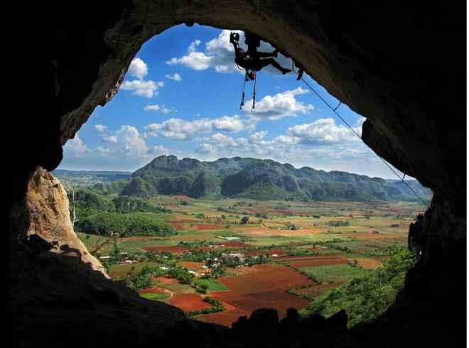 Cueva Gevara en Valle de Viñales